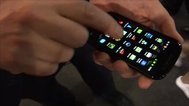 Android apps dominate trade show