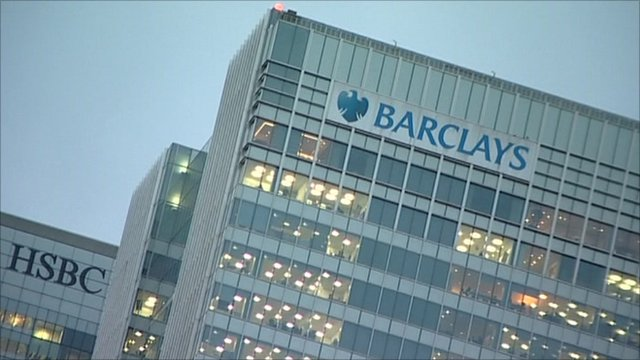 Barclays building