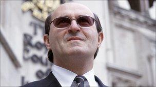 High profile lawyer Giovanni Di Stefano