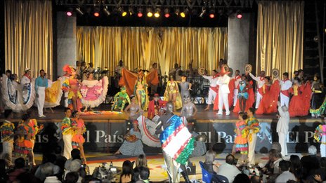 Delirio performers