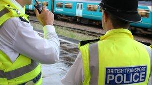 British Transport Police (generic)