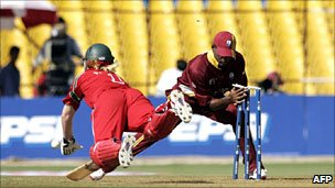 File picture of a World Cup match in 2007
