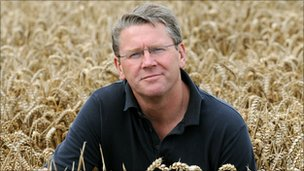 Peter Kendall, President of the NFU