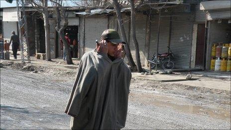 Kashmir man