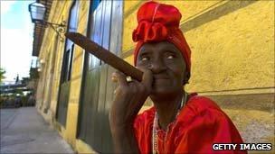 Cuban woman generic 2008