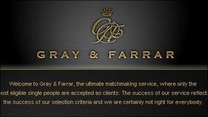 Gray & Farrar website