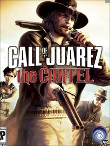 """A product image released by Ubisoft Entertainment, the cover art for """"Call of Juarez: The Cartel"""" for Xbox 360"""