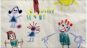 Child's drawing