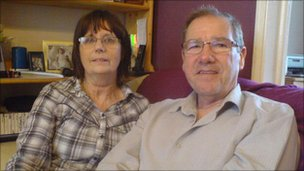 Marie and Ken West