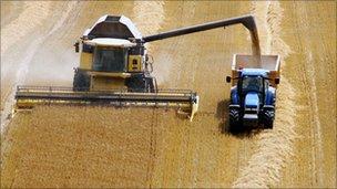 combine harvester generic