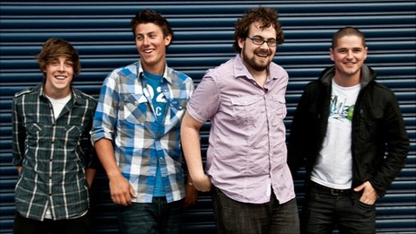 Bournemouth based band Fearne