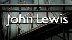John Lewis shop front