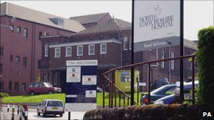 North Staffordshire Hospital