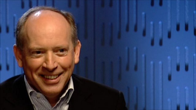 Ian Cheshire, chief executive, Kingfisher plc