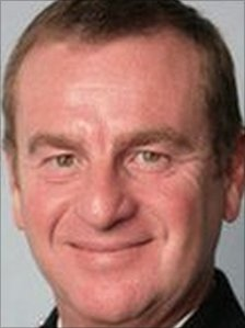 Paul Raymond, chief fire officer of Shropshire Fire and Rescue Service