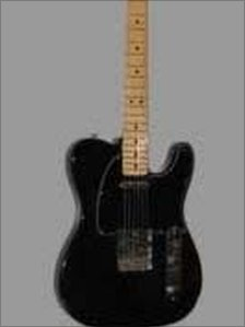 Guitar stolen from north London