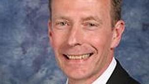 Councillor Iain McKenzie