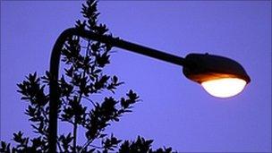 Street light (generic)