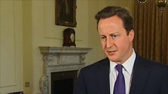 Prime Minister David