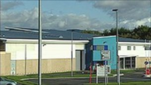 HMP Addiewell in West Lothian