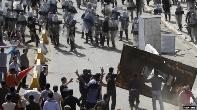 Protests in Baghdad
