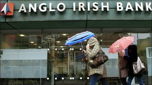 Anglo Irish Bank logo