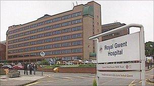 Royal Gwent Hospital