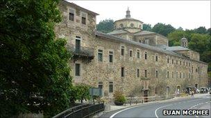 Samos Monastery