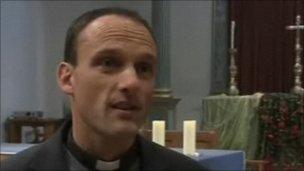 Reverend Paul Cowan