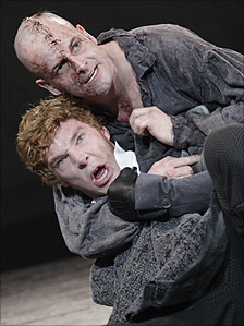 Frankenstein at the National Theatre