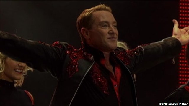 Michael Flatley in Lord of the Dance: 3D