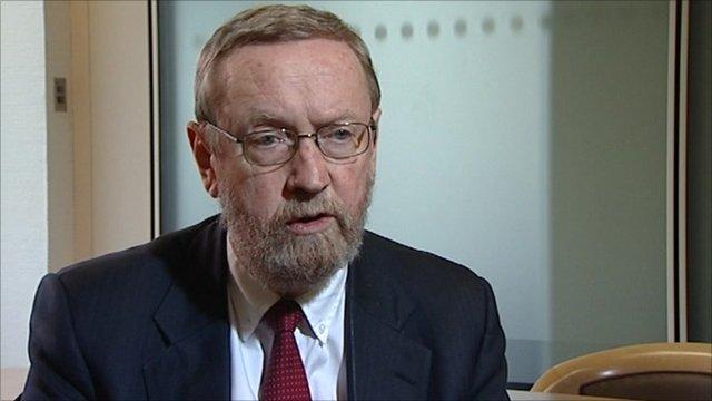 Professor John Beddington