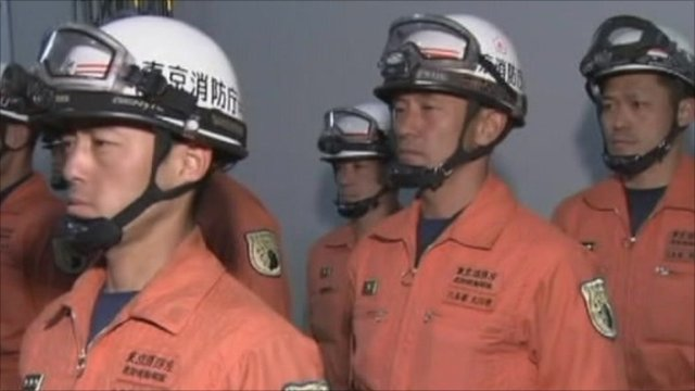 Nuclear workers