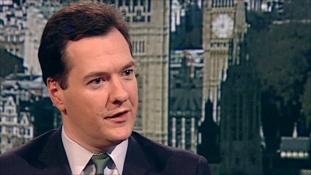 George Osborne on The Andrew Marr Show