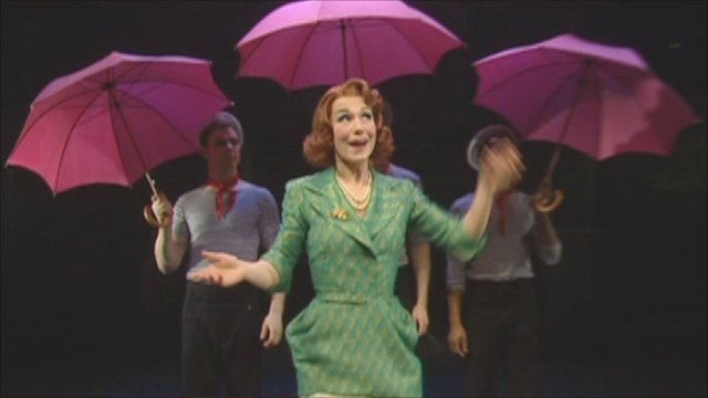 The Umbrellas of Cherbourg at the Gielgud Theatre in London