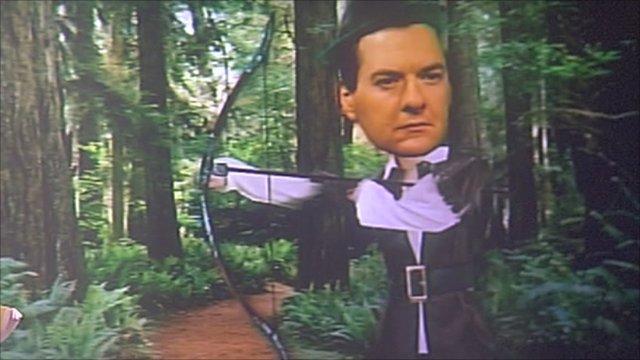 George Osborne graphic