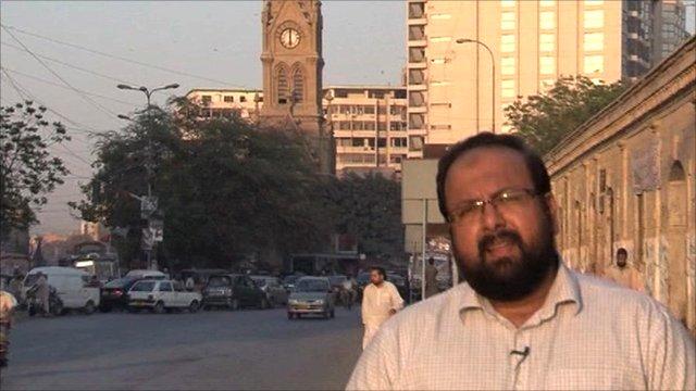 Time in Pakistan