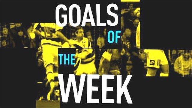 Goals of the week