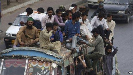 Karachi: Pakistan's untold story of violence - BBC News