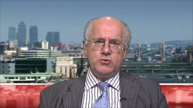 Chief economist Joe Grice