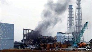 'Fukushima radiation' found in UK