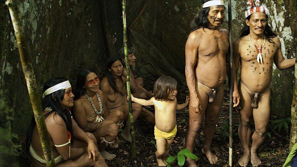 Затерянные племена их порево видео #2