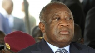 Laurent Gbagbo (file photo - 4 February 2011)