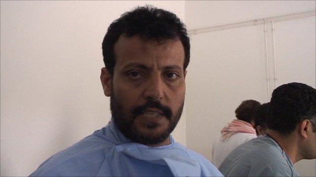 Libyan doctor