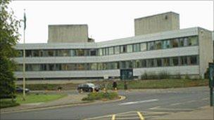 Stirling University generic