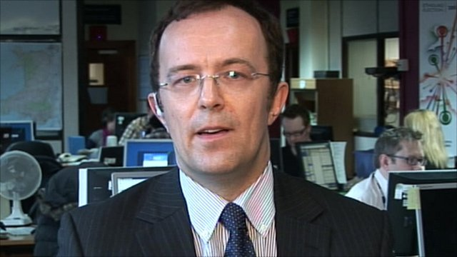 David Freeman from the Office for National Statistics