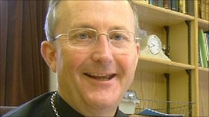 The Right Reverend Nicholas Reade, Bishop of Blackburn