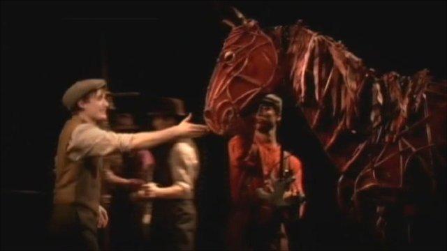 """""""War Horse"""" play"""