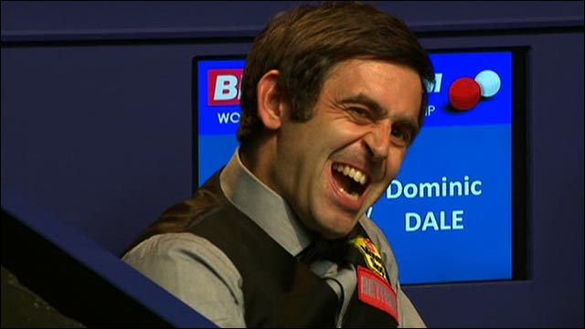 Ronnie O'Sullivan misses out on 147 chance