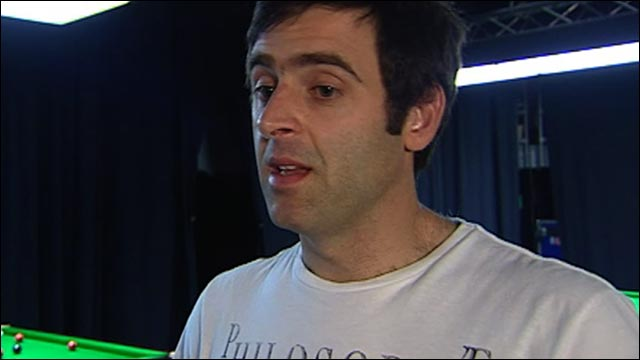 Behind the scenes: Rocket Ronnie arrives in Sheffield